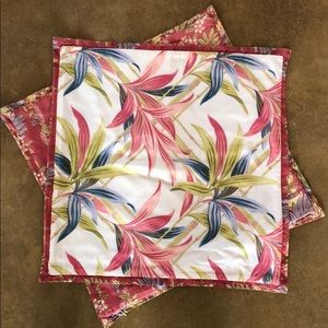 2 - Pottery Barn Pillow Covers - 20x20